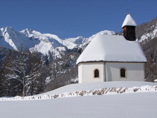 Kapelle Bichl