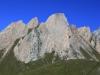 Sajathütte Aufstieg von der Bodenalm