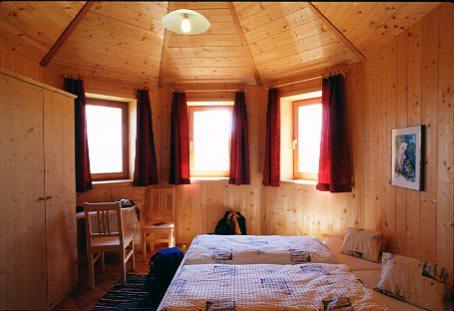 Sajathütte Zimmer