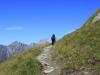 Aufstieg von der Bodenalm auf die Sajathütte