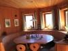 Sajathütte - der Gastraum